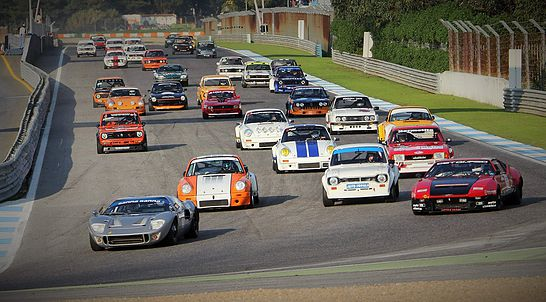 Historic racing features at the Estorill Racing Festival