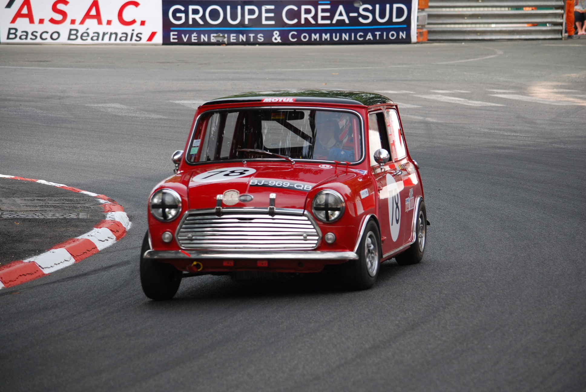 Pau Historic Grand Prix Historic Racing Calendar