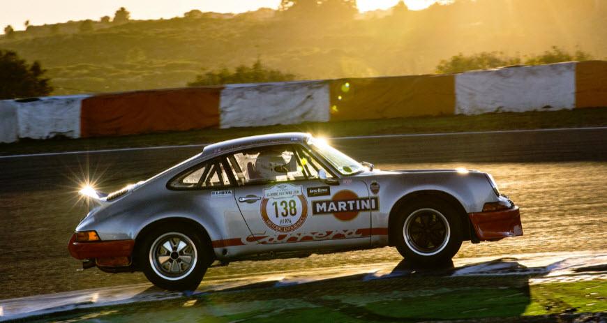 Historic racing at the Estoril Classic