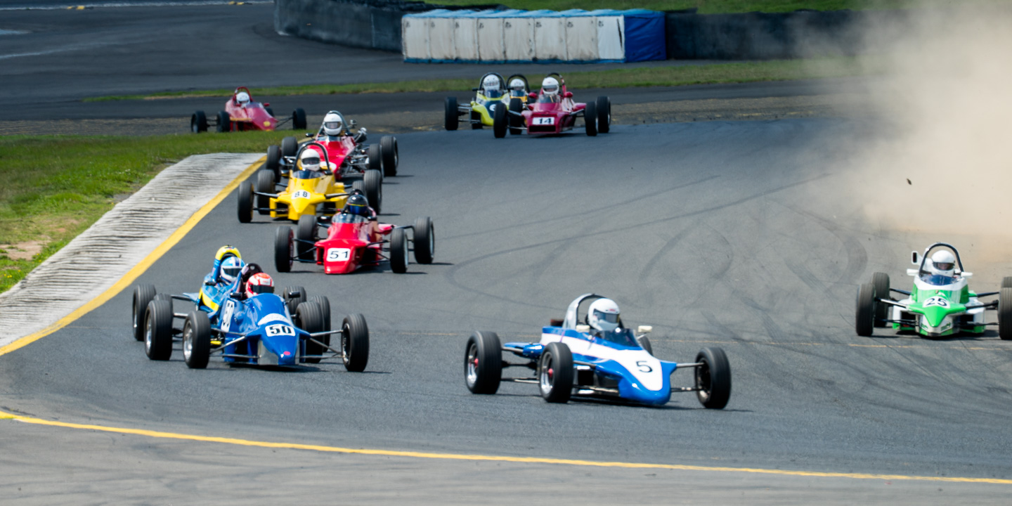 Historic racing takes centre stage at the Sydney Classic