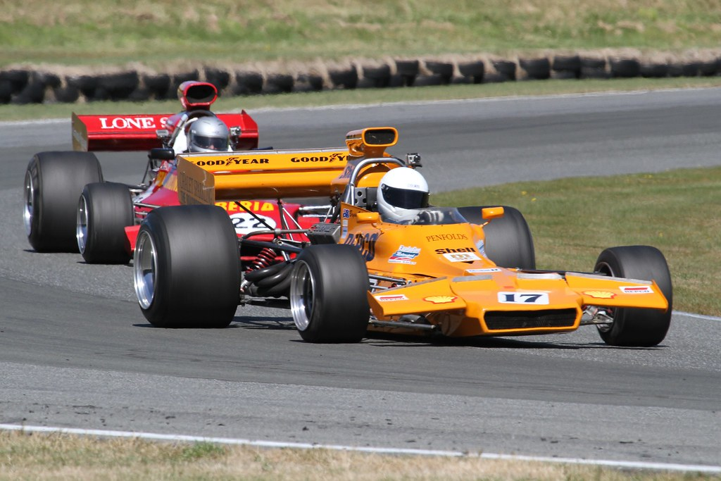 Historic F5000 will be in action at the Teretonga Classic Speedfest