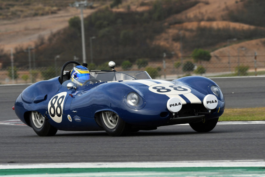 Historic racing at the Algarve Classic Festival