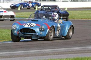 Brickyard Vintage Racing Invitational @ Indianapolis Motor Speedway