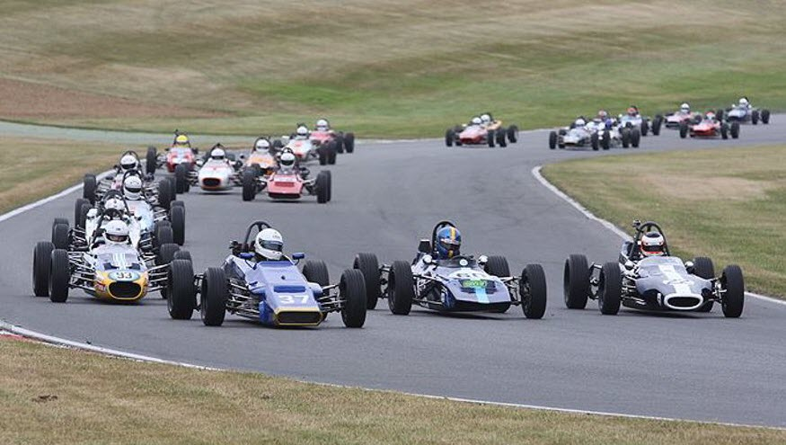 Classic and Historic racing features at the Formula Ford Festival