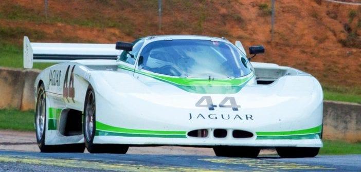 Racing at the HSR Atlanta Fall Historics