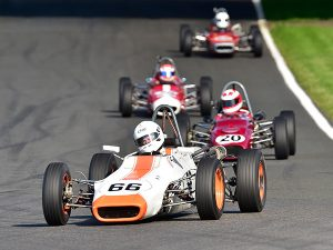 HSCC Historic Car Championships @ Donington Park
