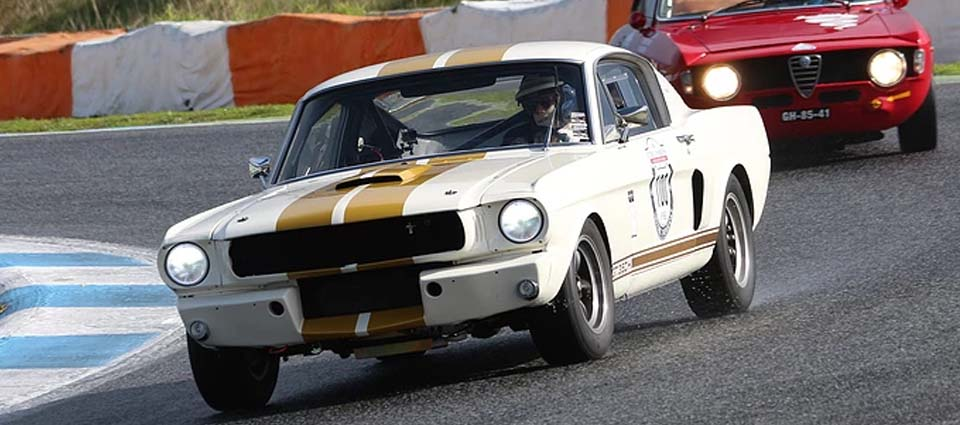 Historic racing at the Jarama Classic