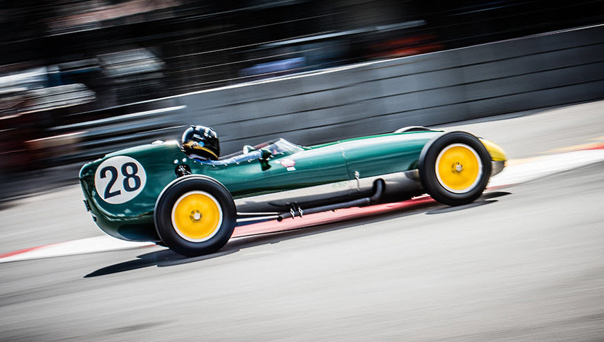 Historic Grand Prix cars feature at the Killarney Passion for Speed