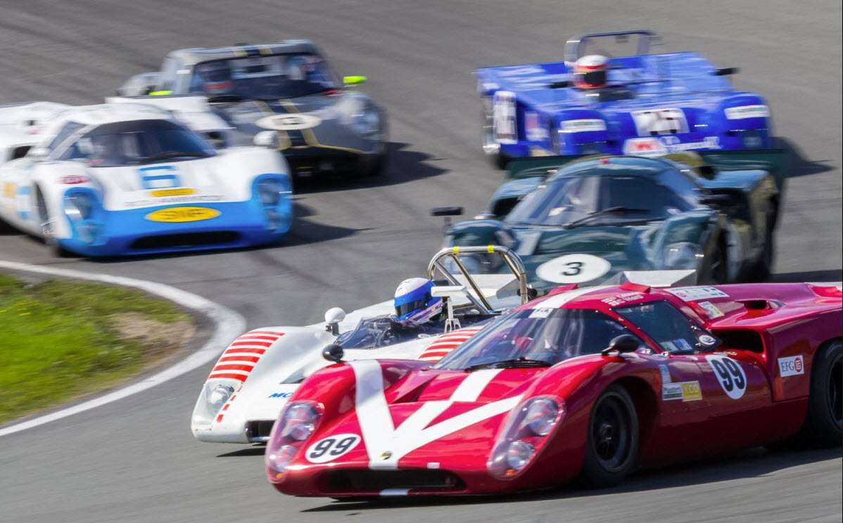 Classic endurance racing included at the Historic Masters Racing weekend at Portimao