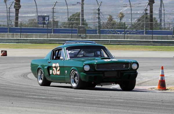 Mustang will be the featured marque at the So-Cal Historic Festival