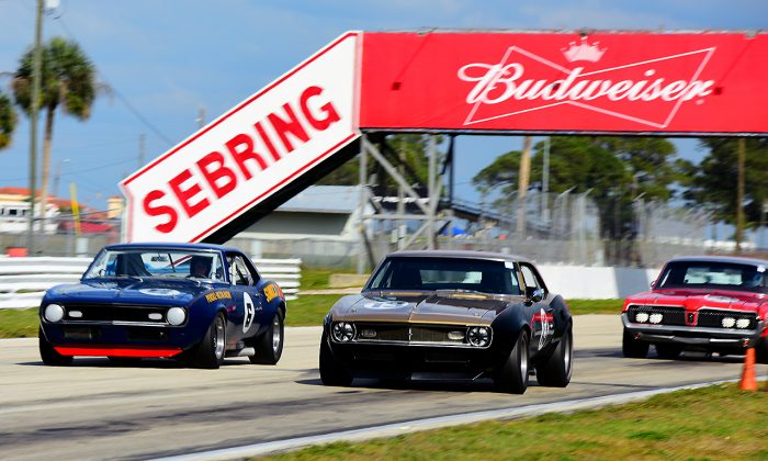 Historic Trans-Am features at the Sebring SpeedTour