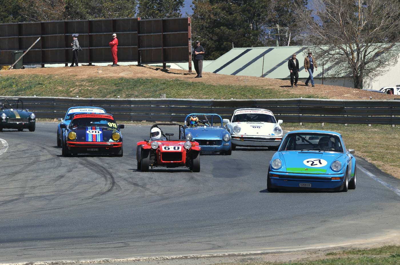 Racing at the HSRCA Spring Festival