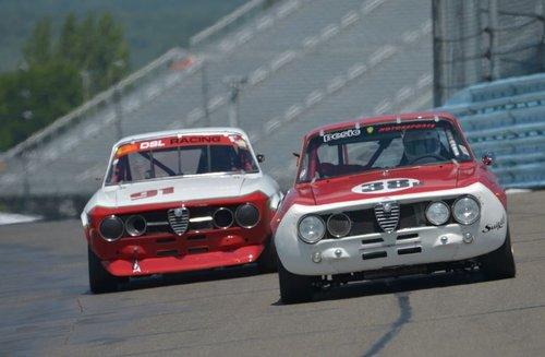 Alfa Romeo featured at the US Vintage Grand Prix