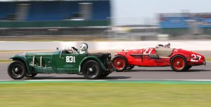 Formula Vintage Series @ Silverstone Circuit