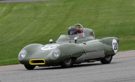 Vintage Sportscar Racing at the Empire Cup at Lime Rock Park