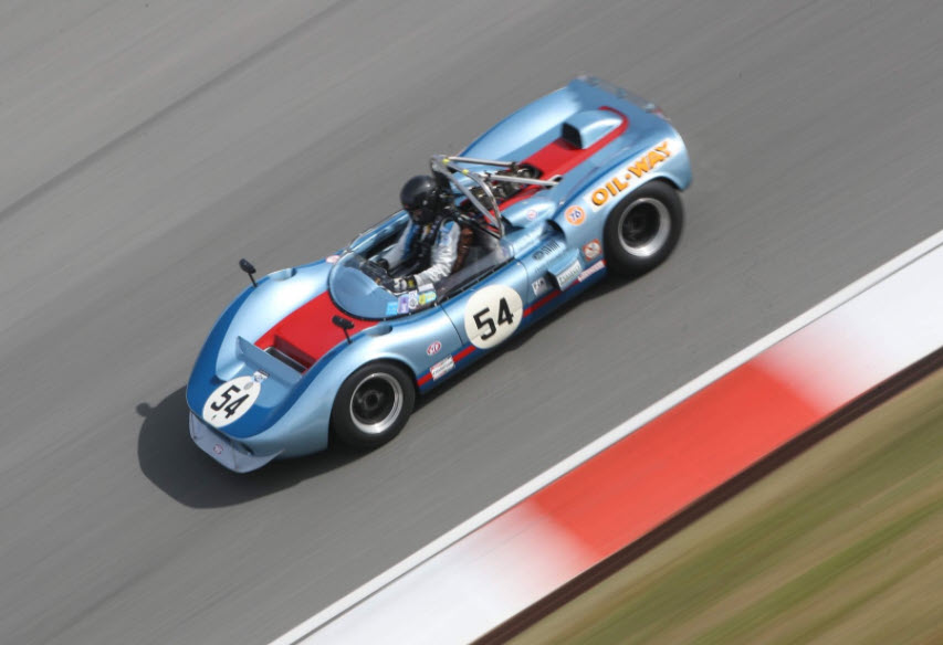 Historic sportscar racing at the Masters Festival Portimao