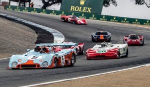 Rolex Monterey Motorsports Reunion @ WeatherTech Raceway Laguna Seca | Salinas | California | United States