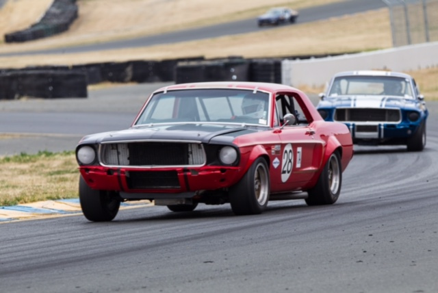 Vintage racing features at SVRA's SpeedTour Sonoma