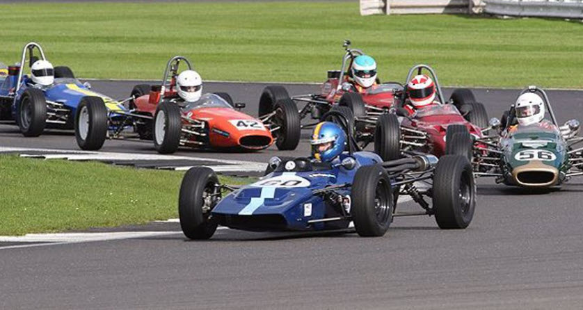 Historic Formula Ford headlines the Jim Russell Trophy at Snetterton