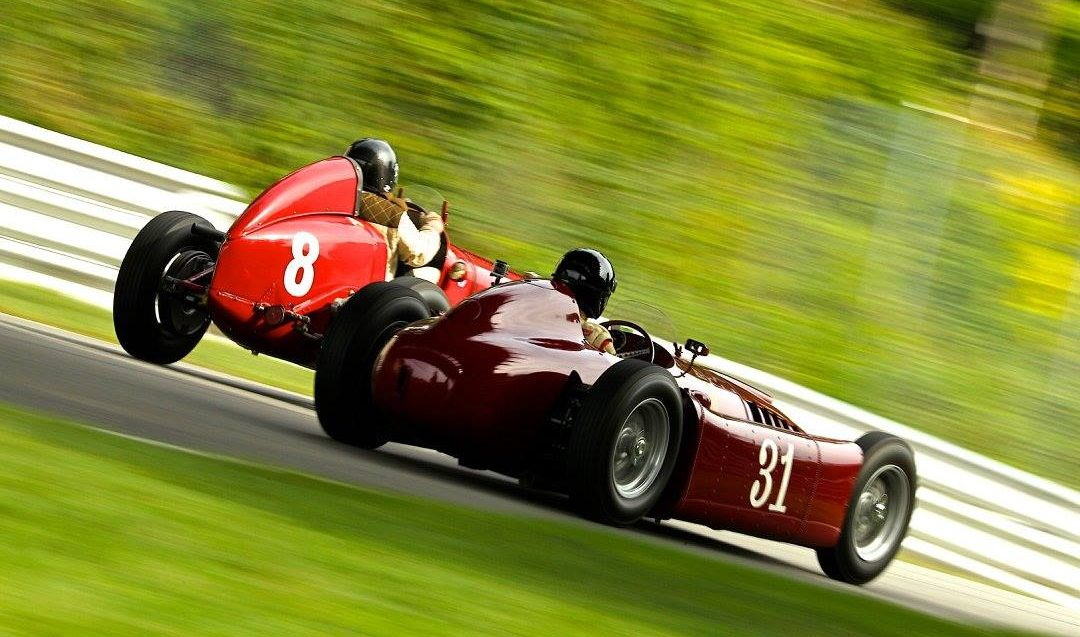 Vintage racing will feature at the Historic Festival 39 at Lime Rock Park